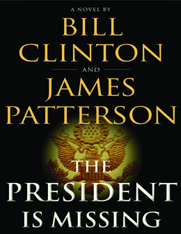 Bill Clinton and James Patterson